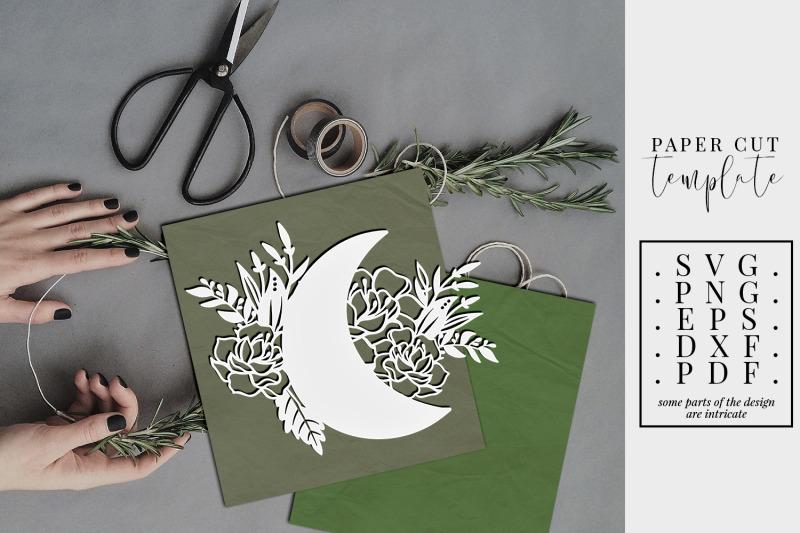 bundle-of-6-crescent-moon-papercut-templates-boho-svg-dxf-pdf