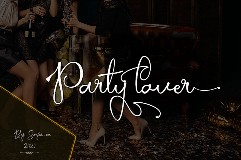 party-lover