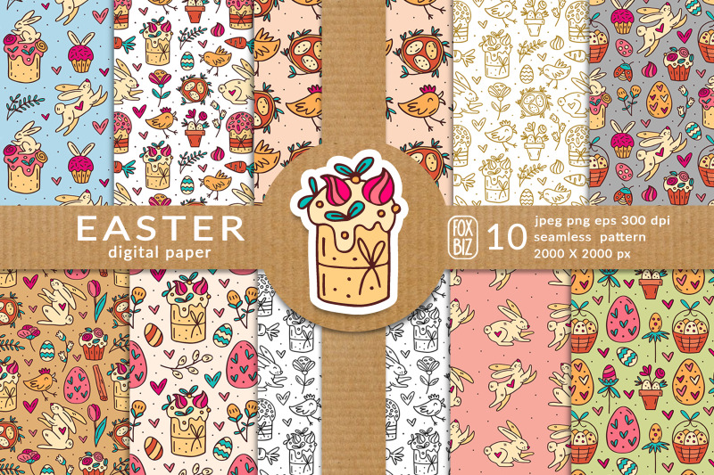 easter-digital-paper-seamless-pattern