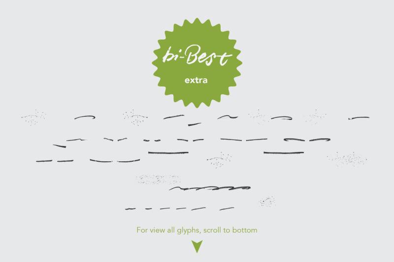 bibest-font-extra
