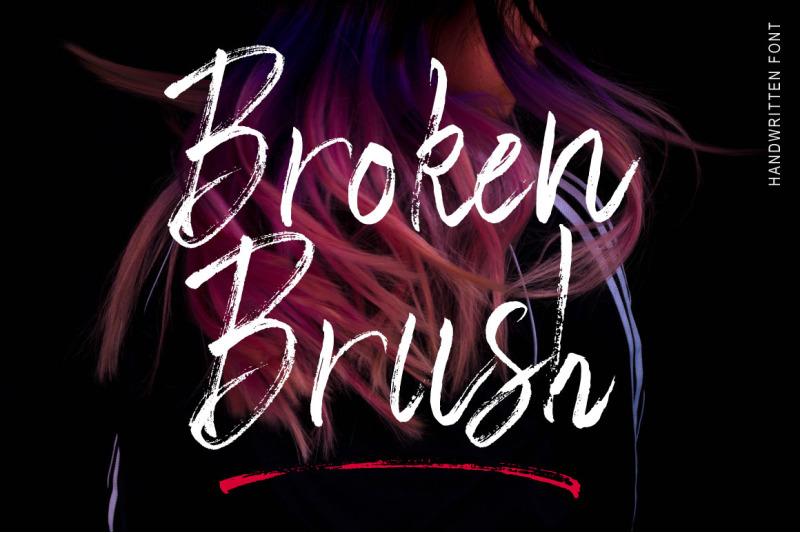 broken-brush