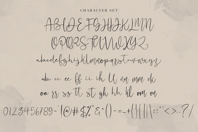 monicallisa-feminine-logo-script-font