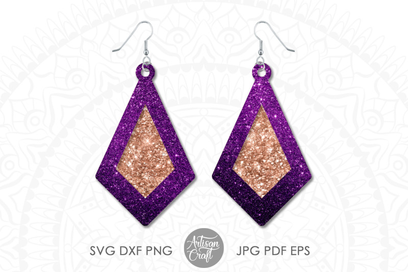 open-teardrop-earrings-svg-cut-file