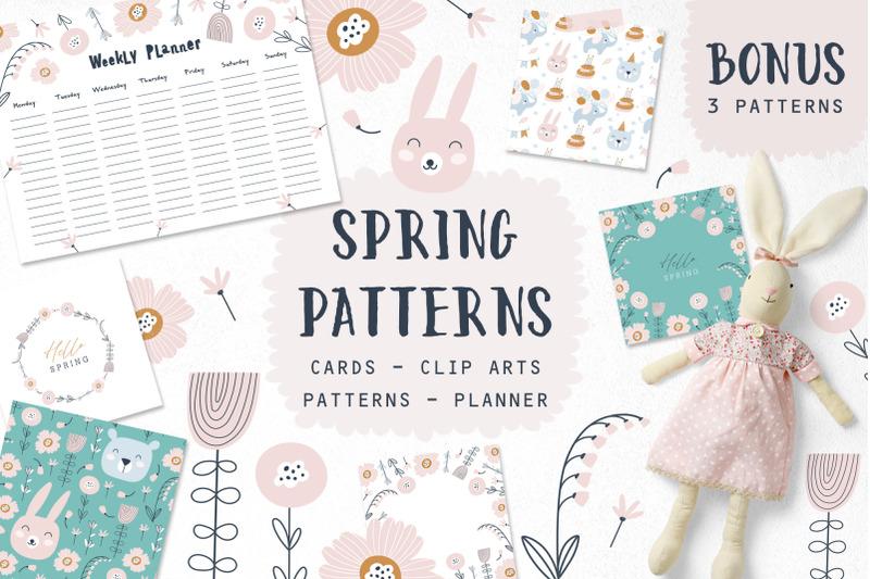 spring-patterns