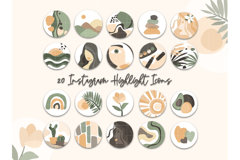 highlight-covers-modern-abstract-instagram-icons-boho-neutral-muted-co