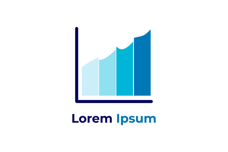 business-logo-wave-chart