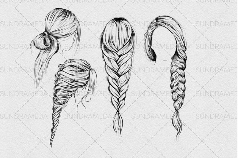 hairstyle-ii-stamp-brushes-procreate
