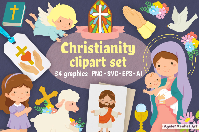 christianity-clipart-religious-cartoons