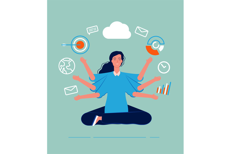 multitasking-female-business-woman-leader-manager-yoga-sitting-with-m