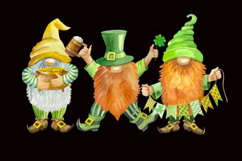 st-patricks-day-gnomes-sublimation-designs-downloads