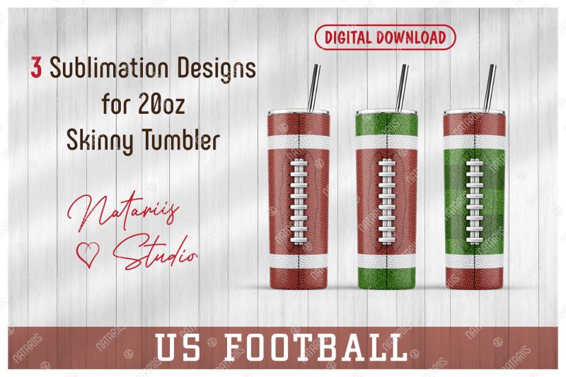 3-us-football-patterns-for-20oz-skinny-tumbler