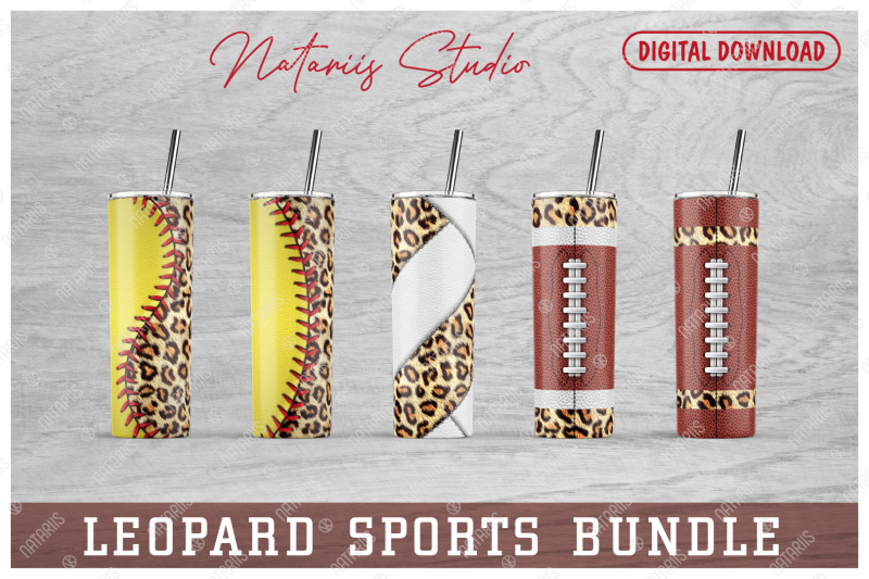 10-leopard-sports-patterns-for-20oz-skinny-tumbler