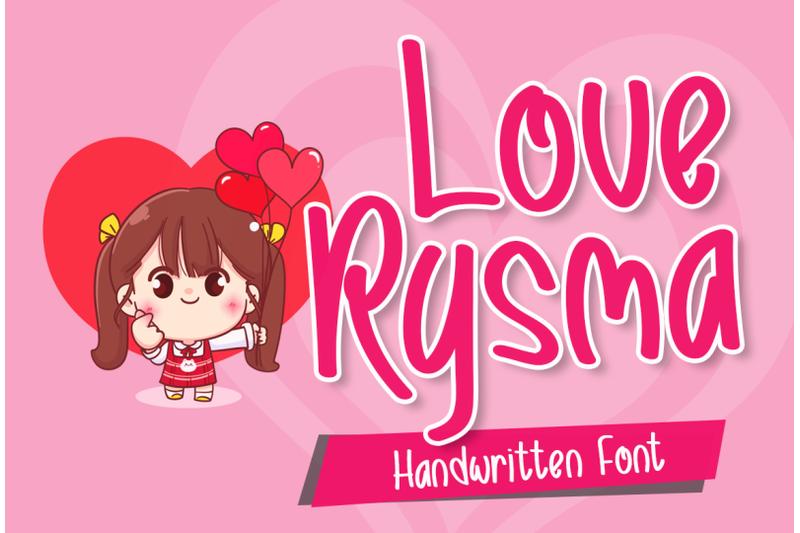 love-rysma