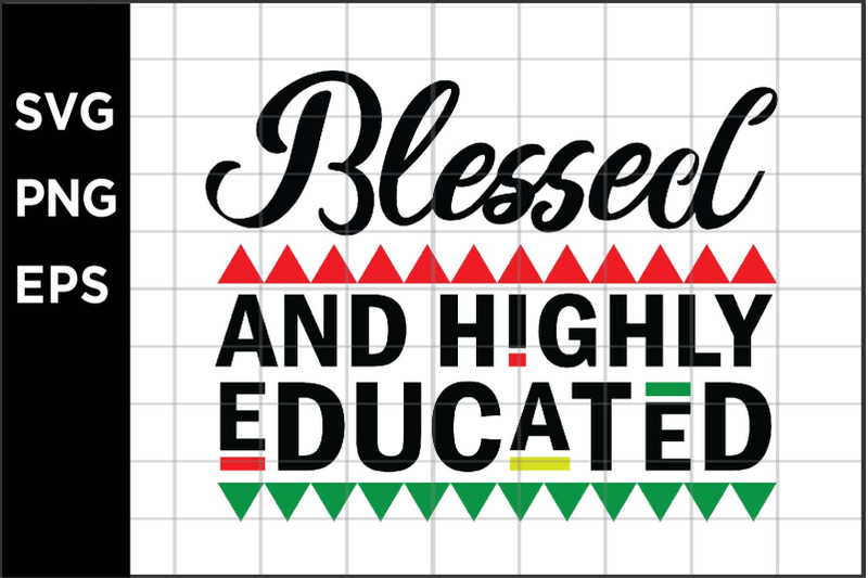 blessed-and-educated-svg