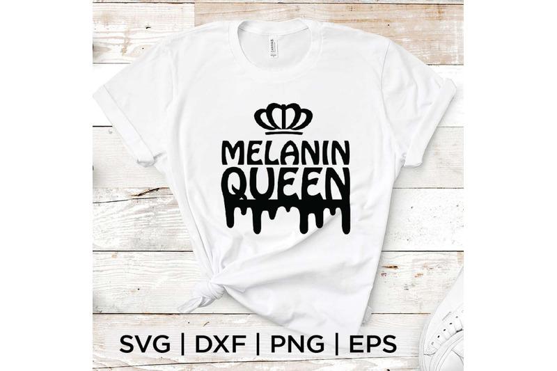 melanin-queen-svg