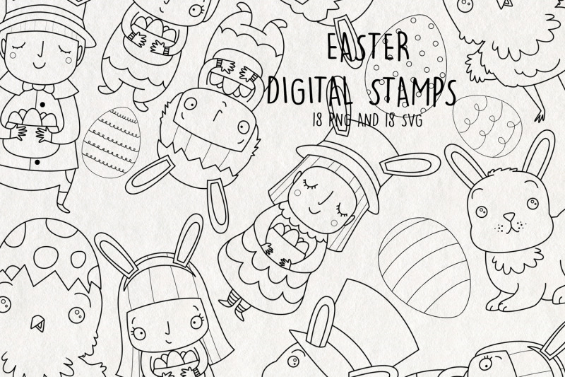 easter-svg-clipart-black-and-white
