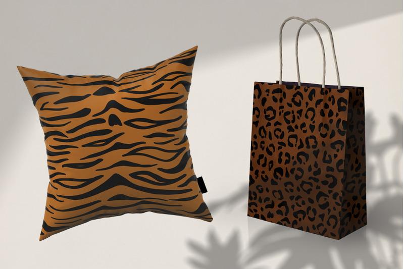 animal-skin-seamless-patterns