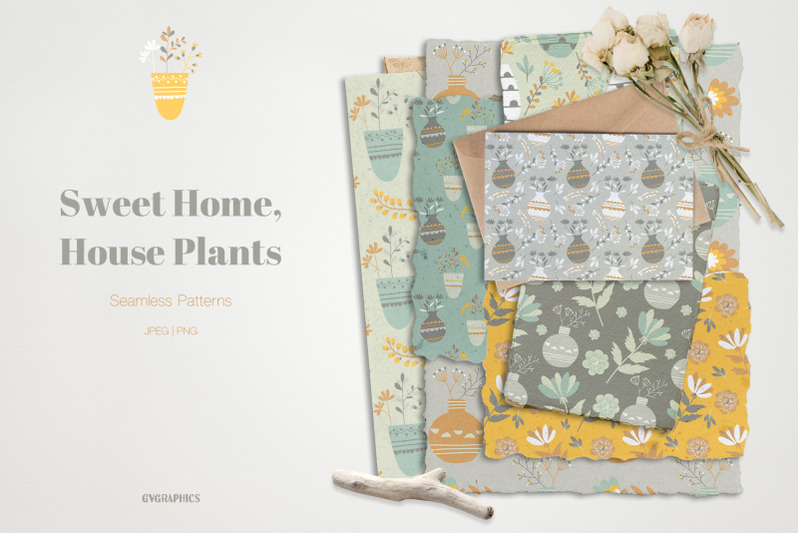 sweet-home-house-plants-seamless-patterns