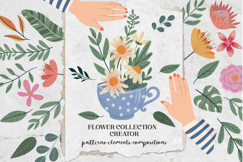 flower-collection-creator