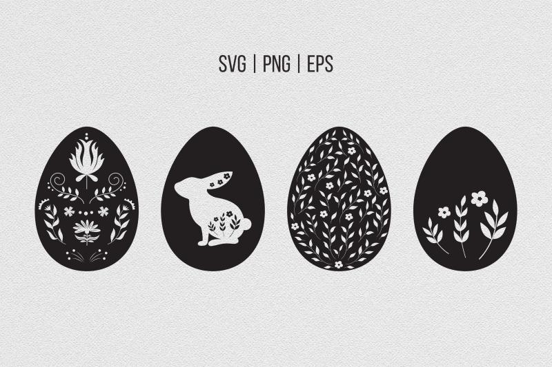 easter-eggs-svg-patterned-egg-svg-floral-easter-egg