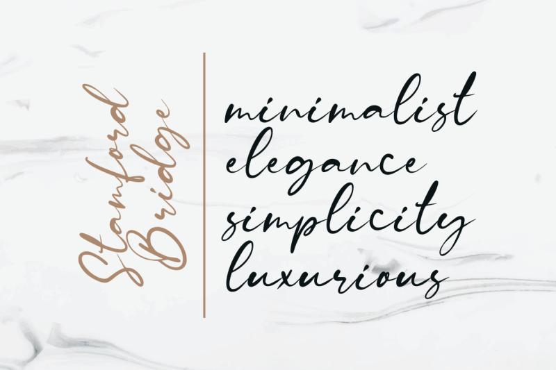 stamford-bridge-signature-font