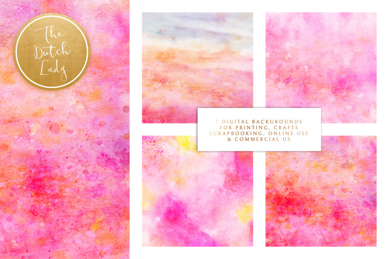 pink-yellow-paint-amp-ink-textures