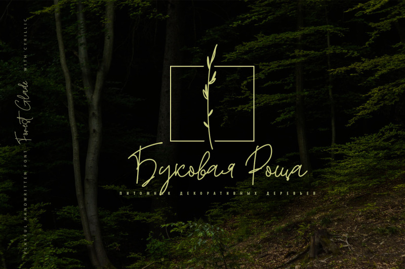 forest-glade-playful-font-cyrillic