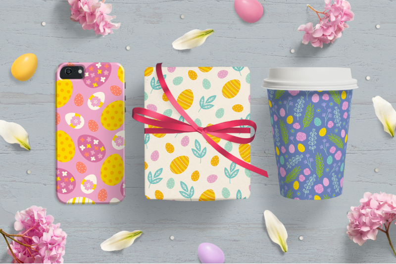 12-easter-seamless-patterns