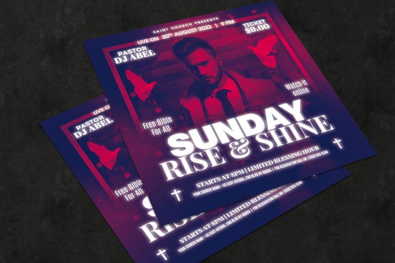 church-flyer