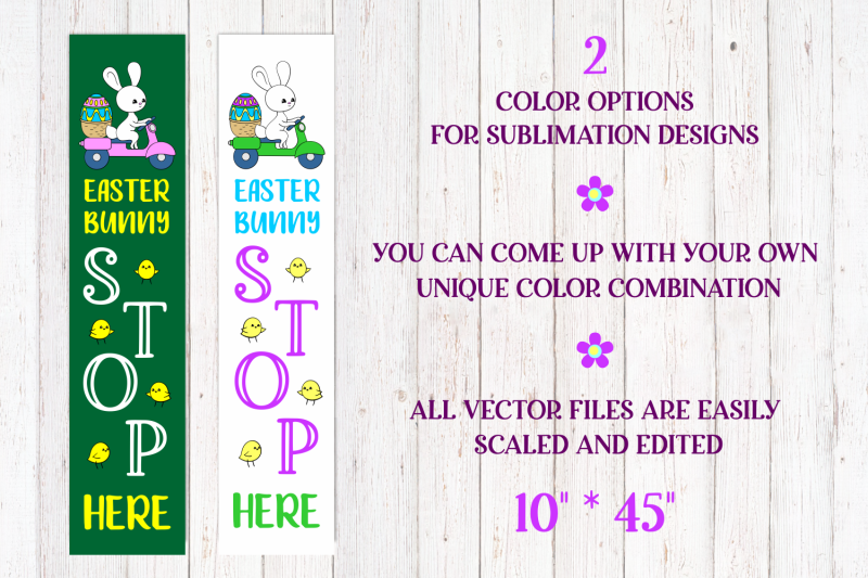 easter-bunny-stop-here-vertical-porch-sign-svg