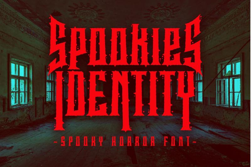 spookies-identity-spooky-horror-font