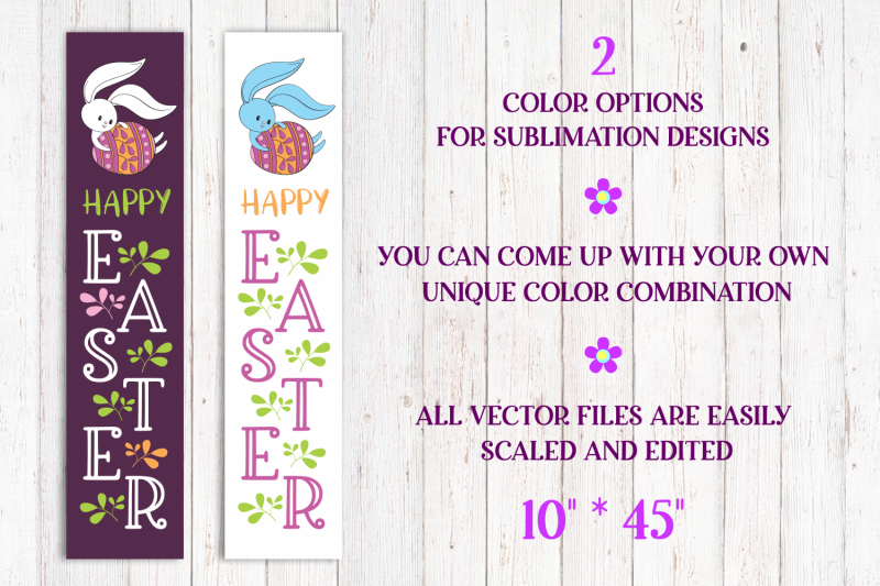 happy-easter-long-porch-sign-with-bunny-svg