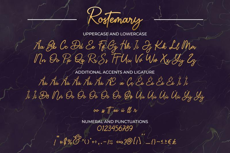 rostemary