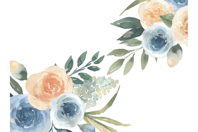 watercolor-boho-roses-clipart-dusty-bouquet-wedding-clip-art-flowers-p