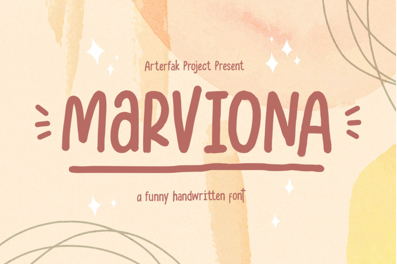 marviona-sweet-handwritten