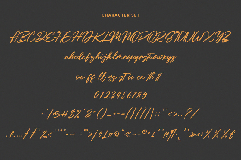 holly-wings-calligraphic-font