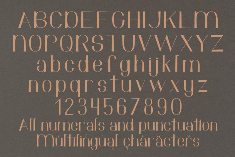 pantoja-sans-serif