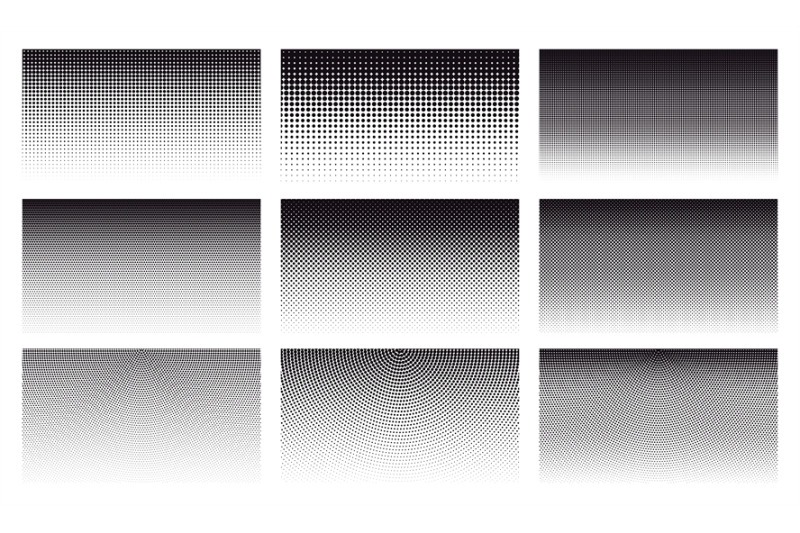 gradient-halftone-dotted-patterns-abstract-halftone-dots-gradient-hor