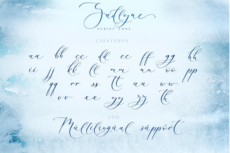 sadlyne-wedding-cyrillic-font-extras
