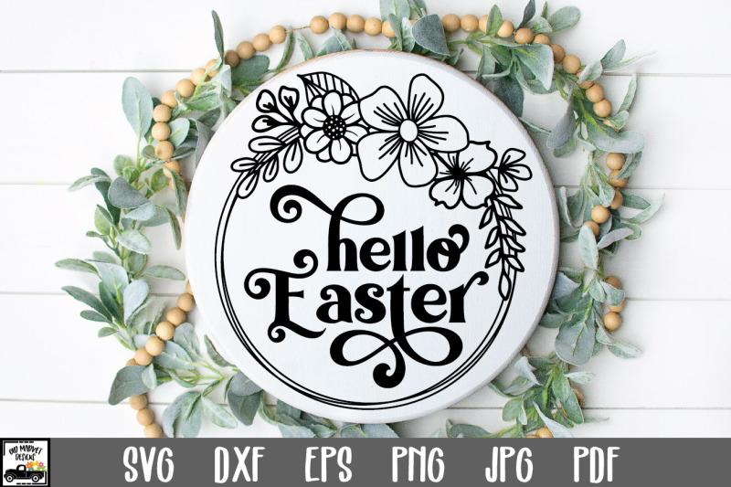 hello-easter-svg-file