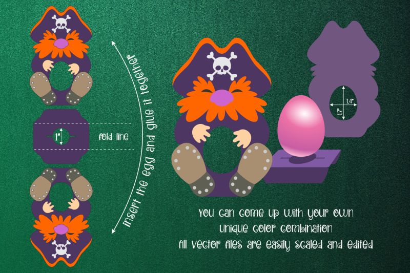 pirate-chocolate-egg-holder-template-svg