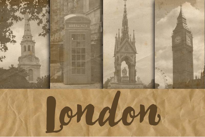london-digital-paper-backgrounds