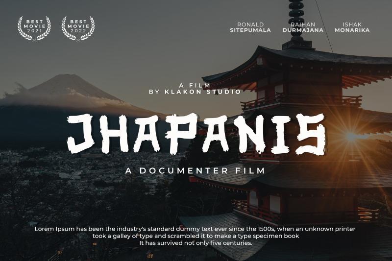 jhapanis-font