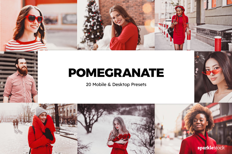 20-pomegranate-lr-presets