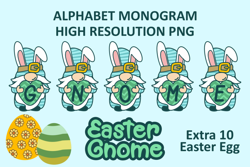 gnome-easter-monogram-png
