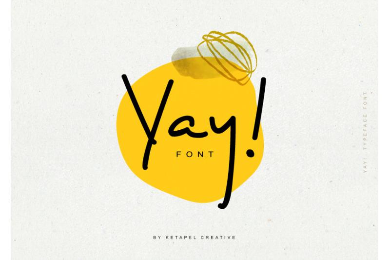 yay-font