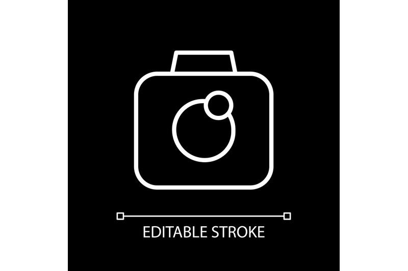 camera-app-white-linear-icon-for-dark-theme