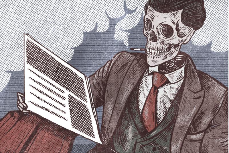 skeletones-procreate-brush-set
