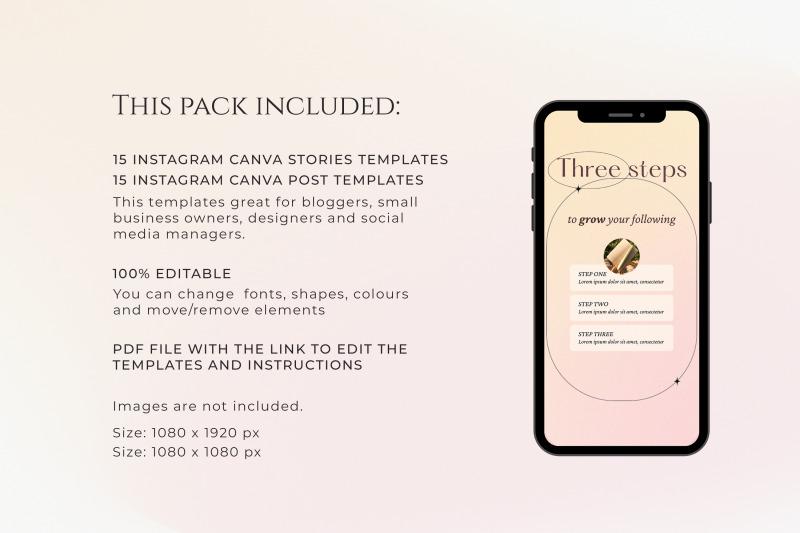 gradient-instagram-templates