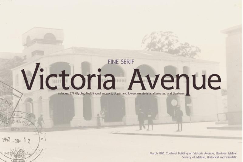 victoria-avenue-amp-extras